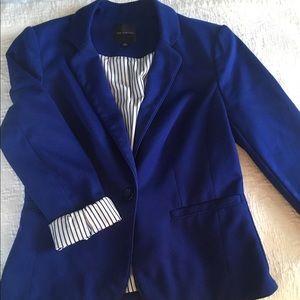 Limited blue blazer, size small